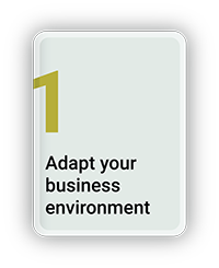 Adapt Your Business Environment
